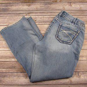 Silver Jeans Suki Bootcut Size 16